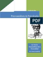 Las Teorías Psicoanalíticas de La Personalidad