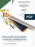 Tarea Virtual 1_ Principales productos de Importación y exportación del Ecuador
