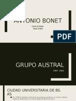 Antonio Bonet HTA