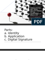 SERVICE MARKS AND VISUAL IDENTITY MANUAL OF THE.pptx