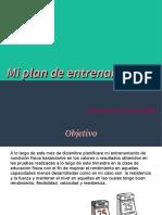 mi plan de entrenamiento pdf