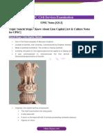 Sanchi-Stupa-Know-About-Lion-Capital-Art-Culture-Notes-for-UPSC