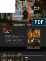Intellectual Property Case Study- KAFA Cafe