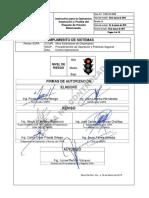 671-21300-IGO-8006 Instructivo para la Operación, Inspección y Prueba del Paquete de Presión Balanceada