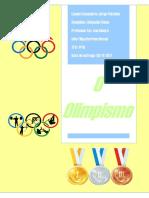 O Movimento Olímpico