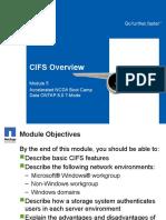 NetApp CIFS Overview