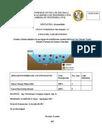 Laguna de Oxidacion Aerobia, Estudio y Diseño