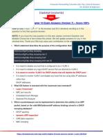 CCNP SWITCH Chapter 10 Exam Answers (Version 7) – Score 100%.pdf