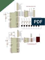 Một số mạch ứng dụng 89C51 kết nối với các thiết bị ngoại vi