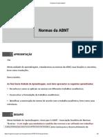5- Normas da ABNT
