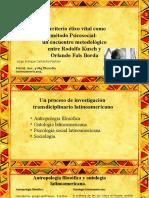 ontología en la psicología social