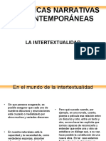 Intertextualidad literarias.ppt