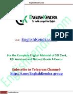 Grammar Ques Series Set-5 for SBI CLERK.pdf