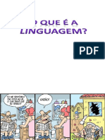 O que é  linguagem -