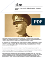 De ce a fost executat Ion Antonescu - Controversele din jurul capetelor de acuzare