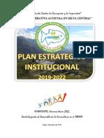 PLAN ESTRATEGICO INSTITUCIONAL DE ACUACOOPS 2019-2022