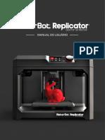 manual impressora 3D