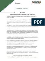 31-01-2020 Realiza Isssteson jornada de detecciones en UES unidad SLRC