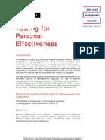 Personal Development - Test