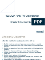 Ericsson 3G Chapter 5 (service integrity)_WCDMA RAN Opt