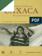 Atlas geográfico de Oaxaca