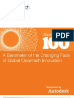 2010 Global Cleantech 100 Report