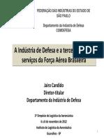 terceirização de serviços da FAB (fonte www.ila.aer.mil.br)