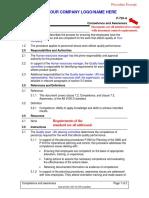 AS9100-Rev-D-Procedure-Sample
