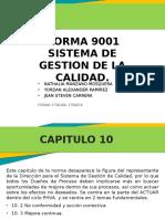 10. MEJORA (ISO 9001)2 .pptx