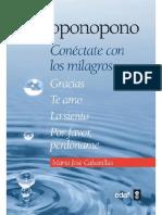 (Maria Jose Cabanilles) - Hoponopono