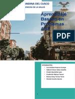 ABP informe
