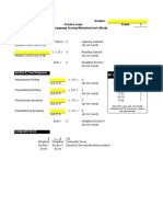 Practice Exam Scoring Worksheet