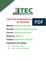 INSTITUTO TECNOLOGICO SUPERIOR DE TEZIUTLAN Practicas.docx