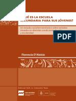 D'Aloisio, Florencia - Tesis DESAL