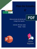 Plan Escolar 8
