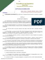 LEI FEDERAL Nº 9795 DE 27 DE ABRIL DE 1999 - Política Nacional de Educação Ambiental.pdf