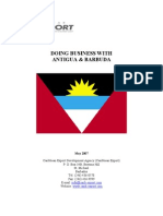 Doing Business With Antigua & Barbuda
