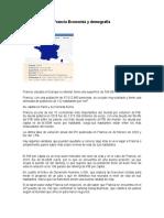 Francia Economía y demografía