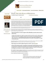 Brasil, O País dos Ricos e Milionários _ e-Livros Gratis
