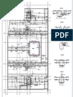 SA F000 Armatures inférieures Radier - A