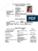 Curriculum roselin actualizado diciembre 2019