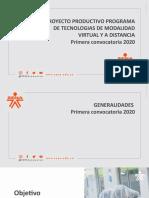 Presentación primer encuentro 1-2020