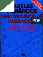 Tablas y Graficos para Proyectos de Tuberias - Pedro C. Silva