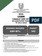 USBN PAKET 5
