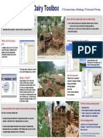 Dairy Toolbox Poster