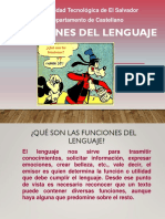 Funciones del lenguaje 2020
