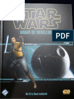 FFG - (SWR10) Star Wars RPG Dawn of Rebellion