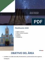 Planificación DRT 2020