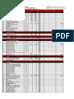 Planilha de Obra Residêncial - Blog Engenharia Moderna