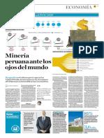 El presente de la minería en el Perú